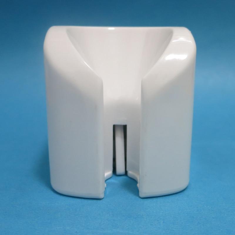 2 stücke Dental materialien mund ausrüstung dentalstuhl zubehör Dental handstück kunststoffhaken