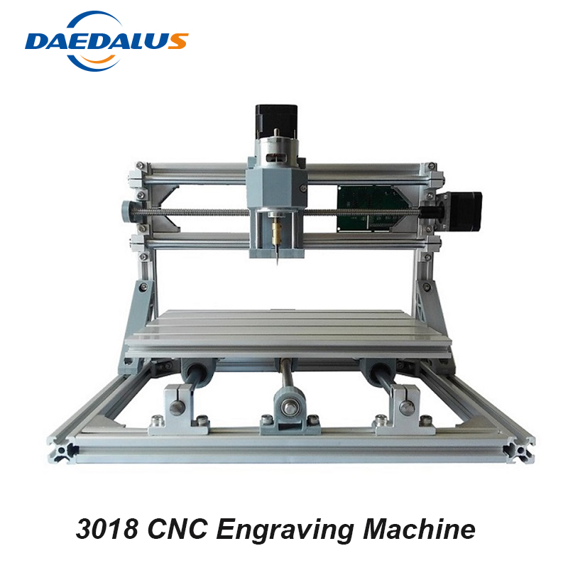 CNC Engraver Machine 3018 PCB Milling Wood Router DIY Machine GRBL Control Wood Carving Engraver With ER11 Spindle Motor 2020 cnc router pcb milling machine arduino cnc diy wood carving engraving machine pvc engraver grbl wood router fit er11 15w