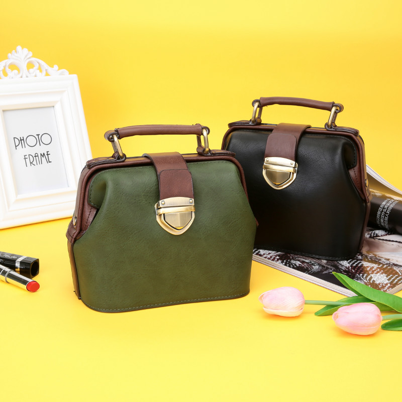 b8e295d20710 Aitbags Doctor Bag Branded Women Hand Bags Leather Handbags Hot Sell in  Russian-in Top-Handle Bags from Luggage & Bags on Aliexpress.com | Alibaba  Group
