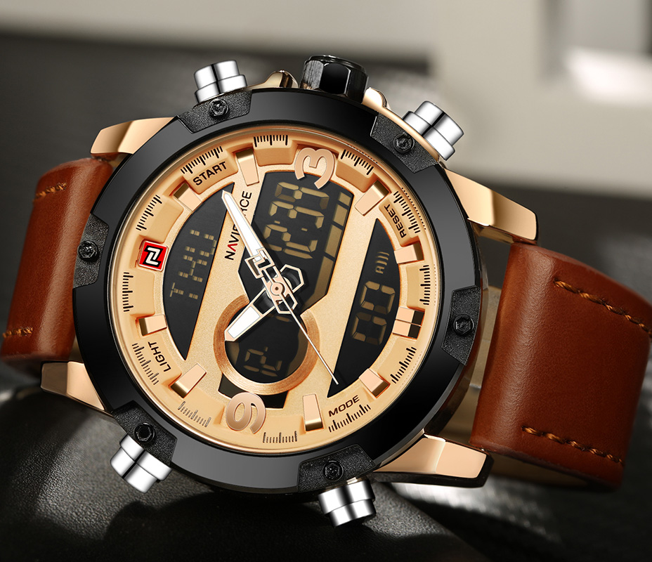 Watch relogio Men NAVIFORCE