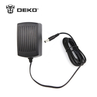 DEKO 18V Cordless Drill Lithium Battery Charger Battery Pack Charger Adapter