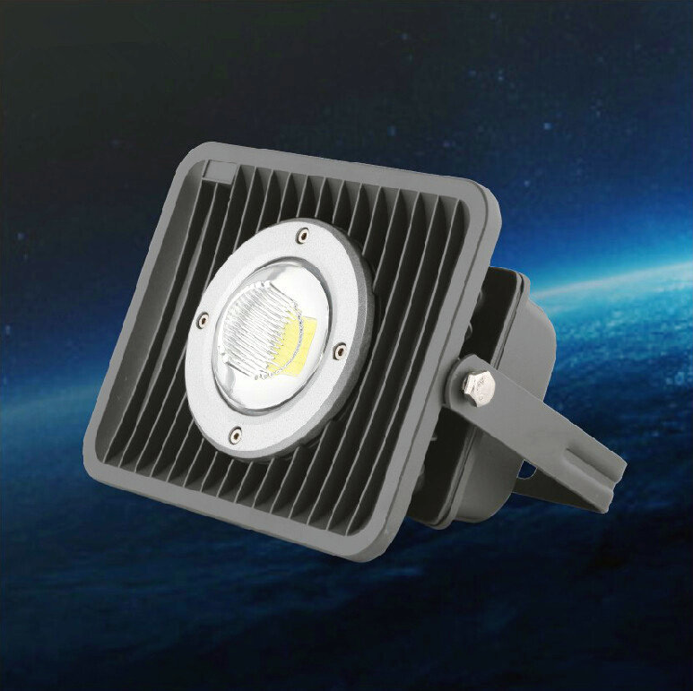 12pcs AC85-265V New Style LED Floodlight RGB 10W 20W 30W 50W Waterproof LED Flood Light Spotlight цены