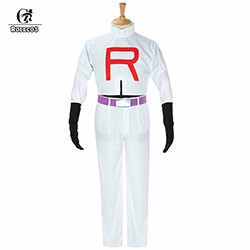Pokemon-Go-Cosplay-ROLECOS-Anime-Pocket-Monster-Women-Cosplay-Costumes-Team-Rocket-James-Costumes-Top-and