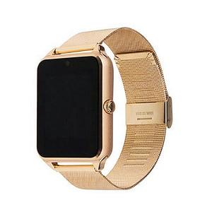 Image 1 - 2021 Smart Horloge GT08 Plus Metalen Band Bluetooth Pols Smartwatch Z60/Android Ondersteuning Sim Tf Card Horloge Multi talen