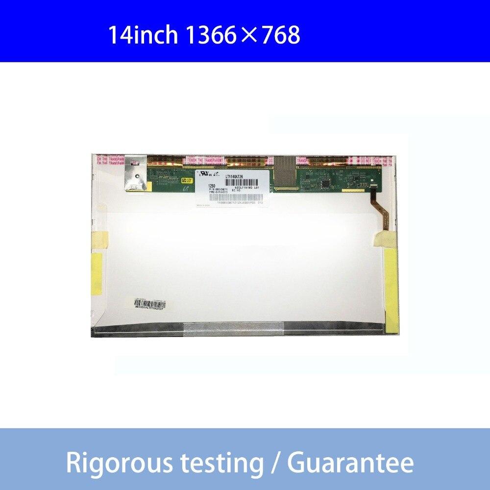 BT140GW01 V.7 Display LCD Schermo 14.0 LED 1366x768 40 pin