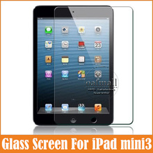 0.33mm Full Screen For Apple iPad mini 3 Tempered Glass Film Screen Protector glass on the For iPad mini 2 3 1 Protective cover