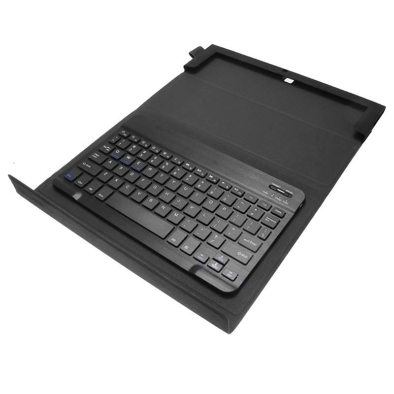 Universal Keyboard Case Holster Folding Stand Protective Docking Keyboard Cover For Cube I7 For Most Tablet PC Black universal 78 key wired keyboard case for 7 tablet pc black