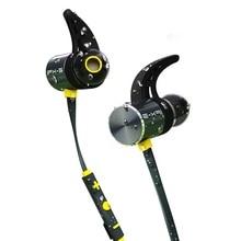 BX343 Auriculares inalámbricos Bluetooth IPX5 Auriculares a prueba de agua Auriculares Auriculares magnéticos con micrófono HD para el teléfono Deporte Gimnasio