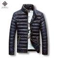 2016 Homens Jaqueta de Inverno Quente Grossa dos homens Da Moda Para Baixo do Casaco E jaqueta Plus Size de Algodão Casuais Homens Jaqueta Parka Jaqueta Casual JS05