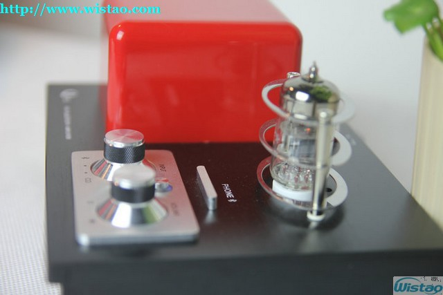 HIFI Bluetooth 4.0 Tube Headphone Amplifier 2×2.5W 16 to 600ohms 6N3 tubes Pre-amp RCA Input HIFI Desktop Amp