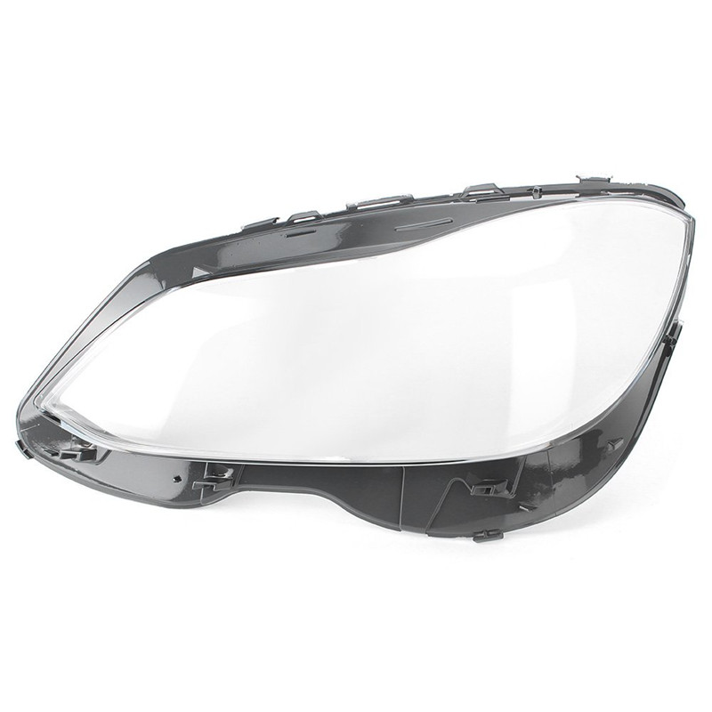 Car <font><b>Headlight</b></font> Lens Headlamp Cover Fit For Benz <font><b>W212</b></font> E350 E400 E500 E550 2014-2016 image
