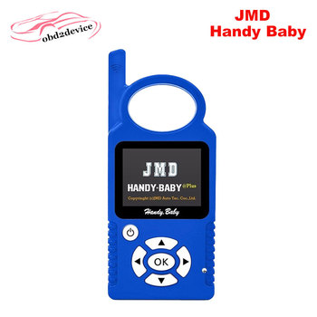 Hot sale Handy Baby V8.1.0 CBAY Hand-held Car Key Copy Auto Key Programmer for 4D/46/48 Chips Handy-Baby fast shipping