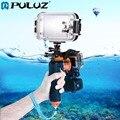 Трипод для спуска затвора PULUZ 3 в 1  плавающий поплавок  рукоятка для дайвинга  Крепление для штатива для GoPro 5 SJ Xiaomi Yi  смартфонов