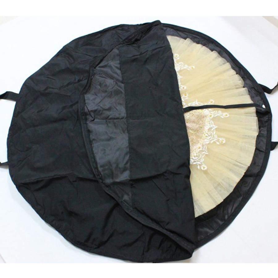 Ballet Tutu Bag For Sale Black,Rose Red,Gray Colors Waterproof Tutus Bag For Ballet Competition Flodable Tutu Bags 110CM DB001