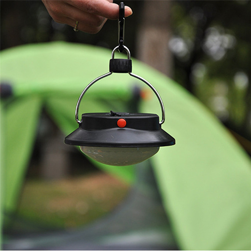 High Quality Promotion Portable 36 LED Camping Outdoor Light Rechargeable Tent Night Lamp