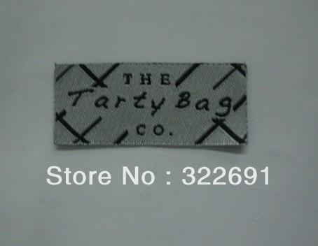 2013, высокое качество индивидуальные одежда тканые этикетки/garnent label