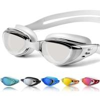 Professional Anti Fog And Anti UV Adult Swim Pool Water Eyeglasses High Quality Swimming Goggles
