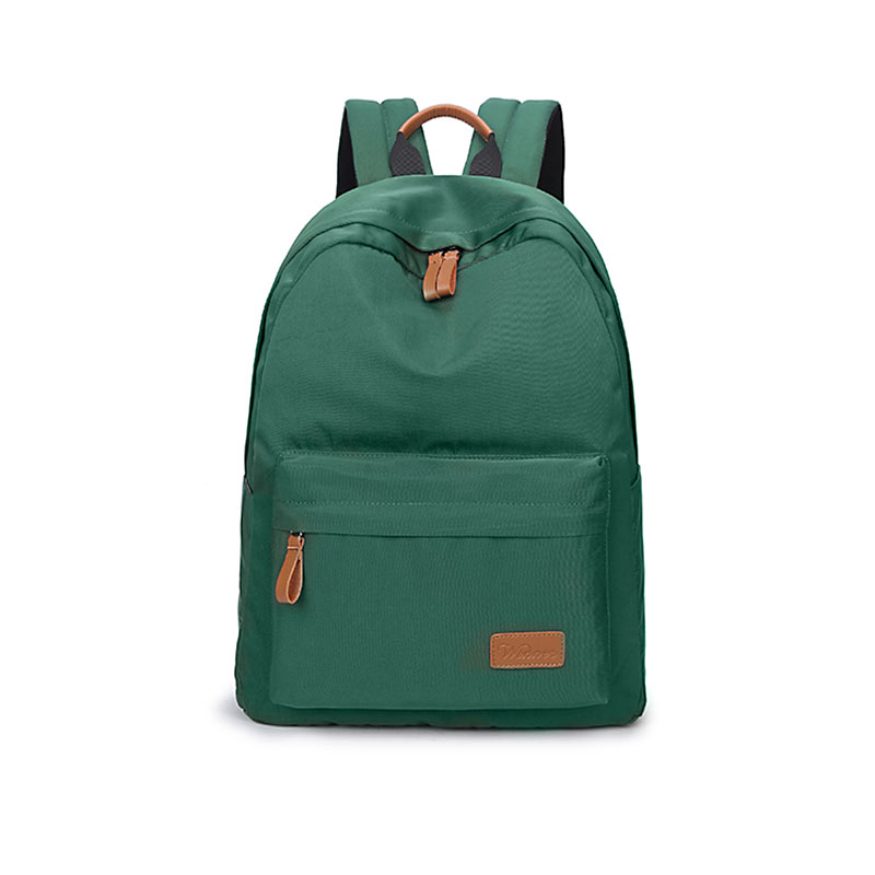 3c24d6016c94 Fashion Solid Color Backpacks Leisure Korean Ladies Back Pack School  Children Schoolbag Travel Shoulder Bags For Teenagers Girls-in Backpacks  from Luggage ...