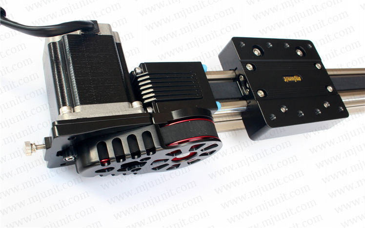 actuator Linear Motion  module for camera Timelampse linear way roller guide linear rail professional manufacturer linear rail guideway double actuator mini way belt drive actuator for laser machine