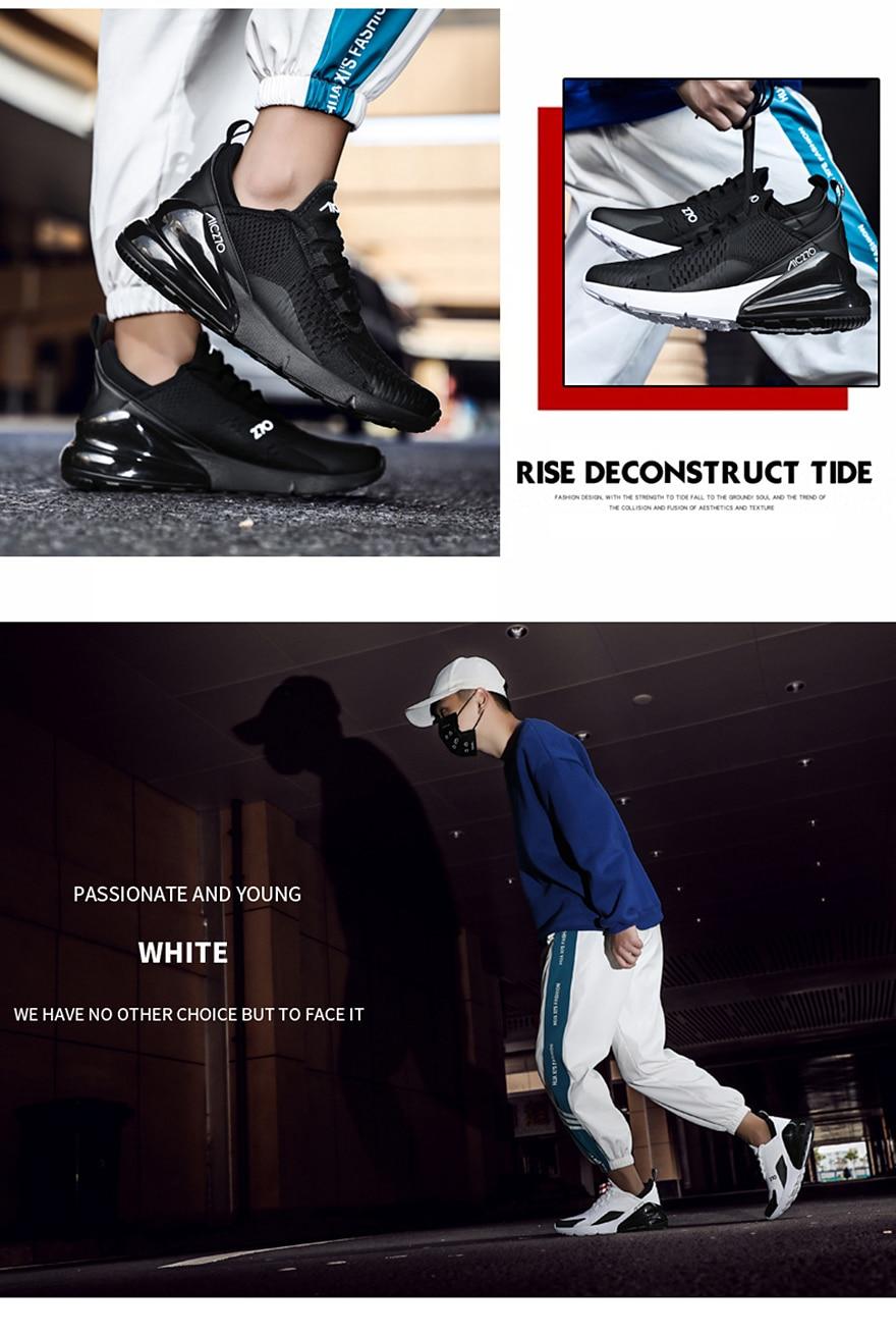 HTB1Olf.RkvoK1RjSZFwq6AiCFXa1 2019 Casual Shoes Men Lightweight Running Male Shoes Breathable Mesh Sport Men Sneakers Flat Outdoor Footwear Summer Trainers