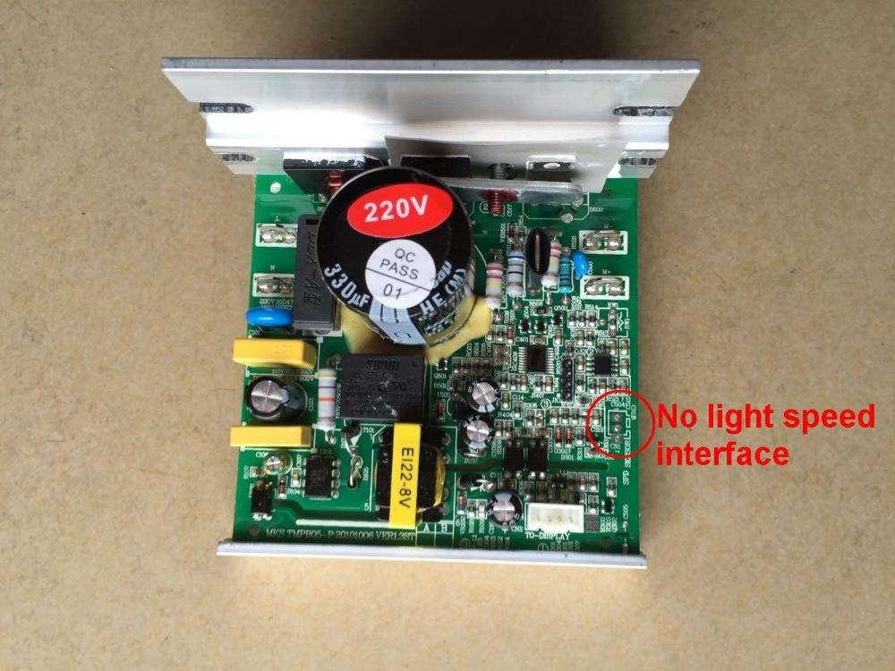 цена на Free Shipping MKSTMPB05-P Motor Controller No light speed interface YIJIAN SHUA OMA treadmill board driver control circuit board