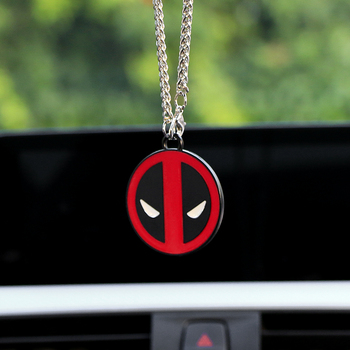 Deadpool Car Pendant Ornament (2 Different Designs) 6