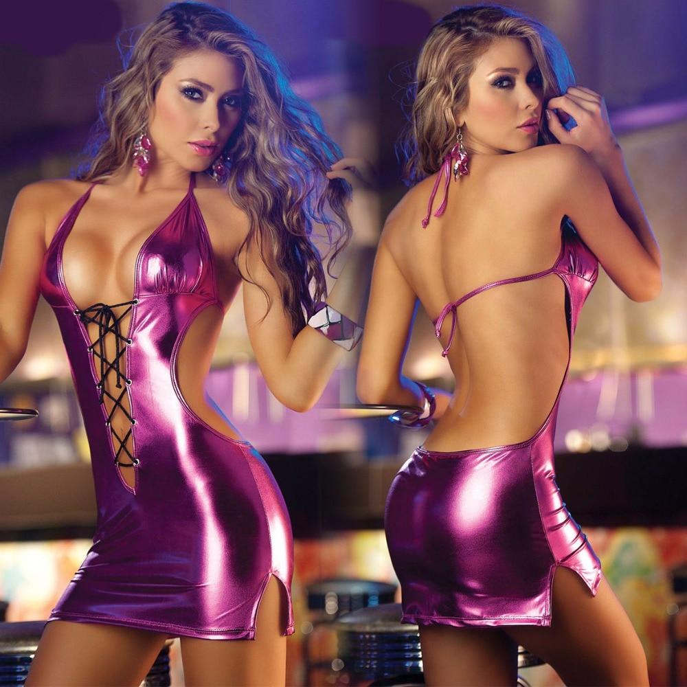 Девки в нижнем белье и клубная музыка #4