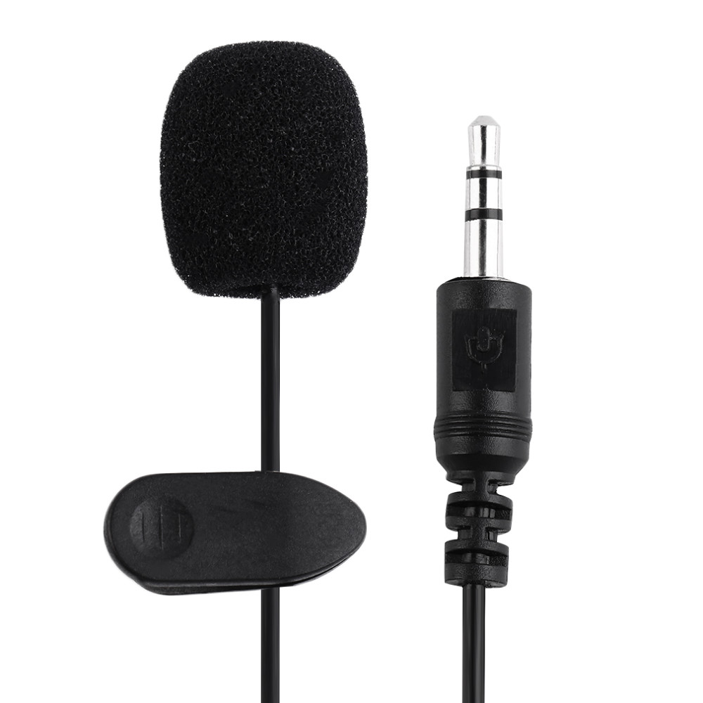 microphone pinn and mic front side