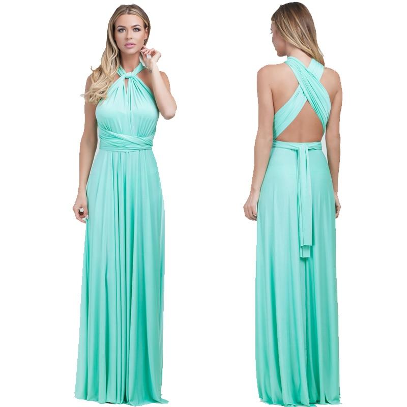 4380 Summer Women Maxi Dress Sexy Women Evening Party