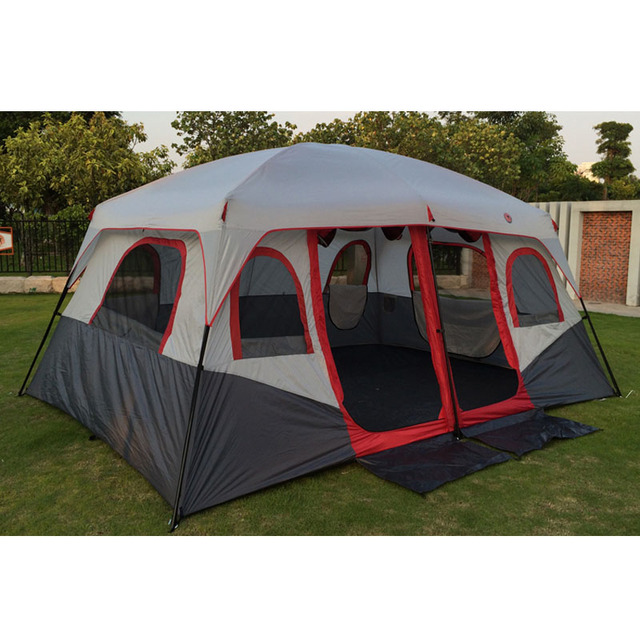 2019 camel Hot sale outdoor 6 8 10 12 persons beach camping tent anti/proof /rain UV/waterproof 1room 1hall for sale/on sale