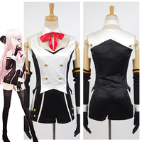 Anime Vocaloid Hatsune Miku Project DIVA f 2nd LUKA Cosplay Costumes For Women Halloween Costume