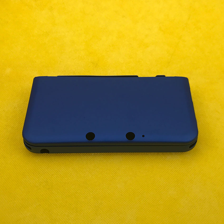 Cltgxdd 1PCS Muti Colors Aluminium Protective Hard Shell Skin Case Cover For Nintendo For 3DS LL XL