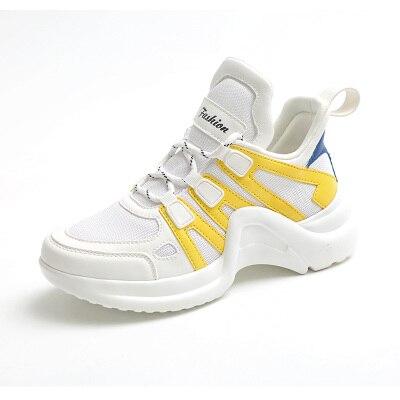 Casual de chaussures Femmes pour Tous Blanc Sport Les Printemps Chic XzxZXw