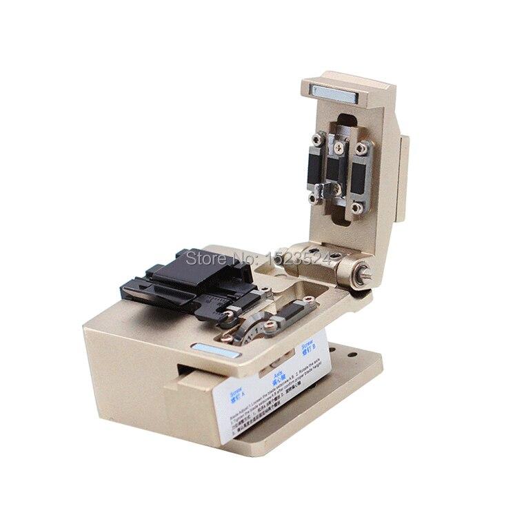 TL-39 Fiber Cleaver Hot-melt Optical Fiber Cutting Knife Fiber Optic Cleaver High Precision Cleaver Fiber Cutter