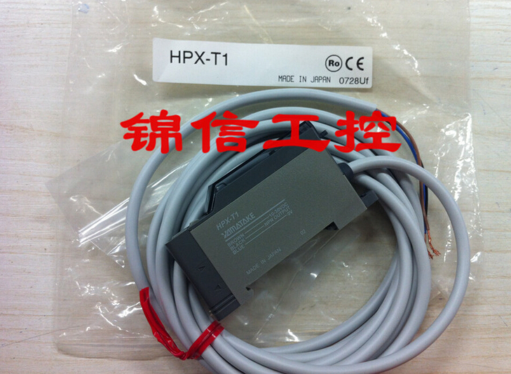 Optical fiber amplifier HPX-T1 photoelectric sensor dhl ems new yamatake azbil photoelectric sensor hpx t4