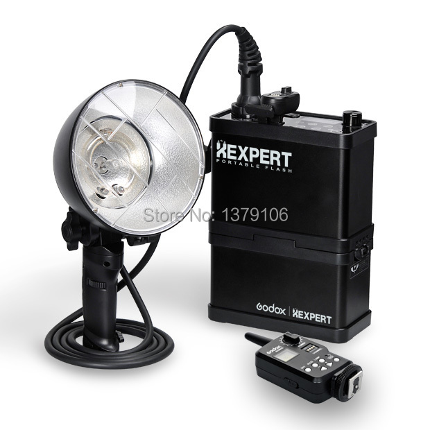 Portable Product Photography Studio With Lighting: Aliexpress.com : Buy Godox ES400P 400W Studio Flash Black