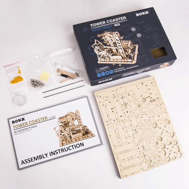 Robotime-DIY-Tower-Coaster-Magic-Creative-Marble-Run-Game-Wooden-Model-Building-Kits-Assembly-Toy-Gift