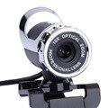 Lo nuevo usb webcam 12 megapixel hd cámara web cam 360 grados mic clip-on para skype ordenador