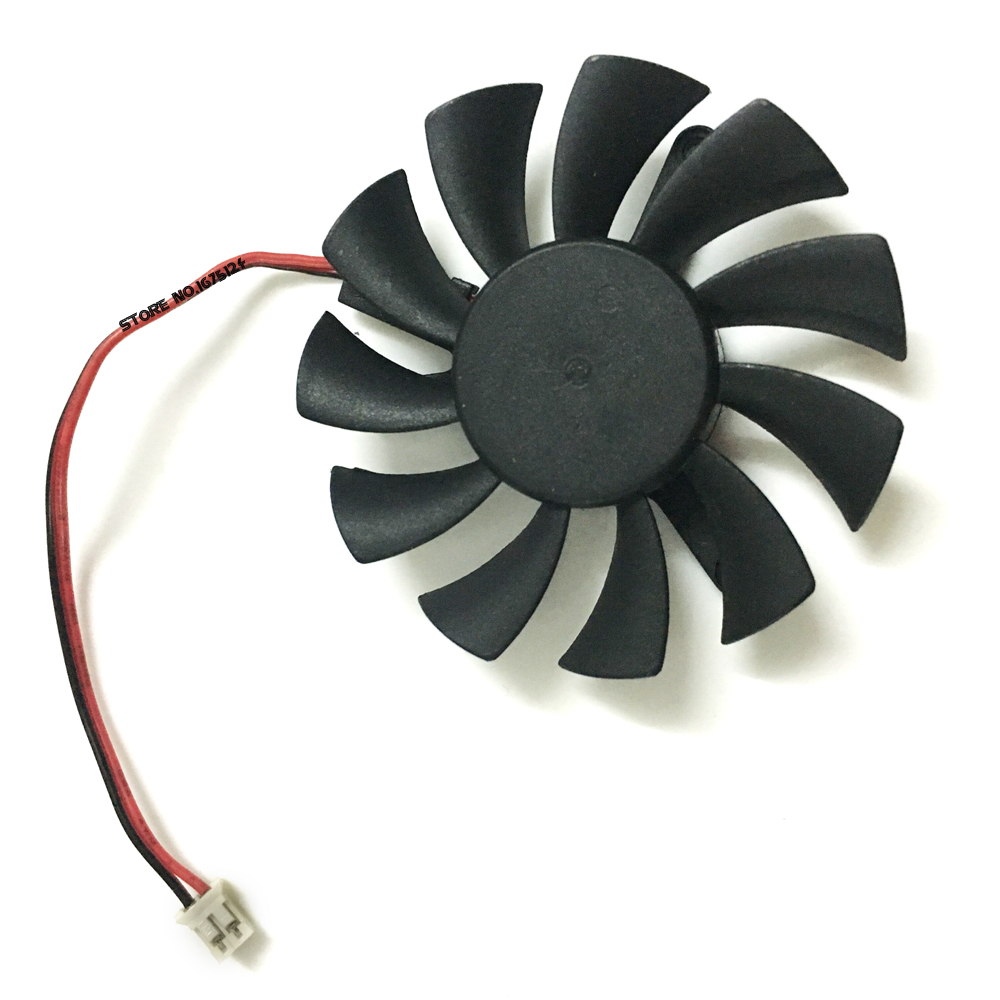 Computer VGA Cooler fan Graphics card fans for DATALAND HD5550 HD5570 HD6570 HD4650 HDG4670 video card cooling 100mm fan 2 heatpipe graphics cooler for nvidia ati graphics card cooler cooling vga fan vga radiator pccooler k101d