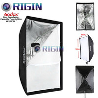Godox Umbrella Convenient And Fast Style Rectangular 60 90cm SoftBox For Camera Flash High Performance Price