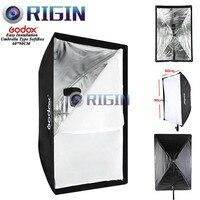 Godox Umbrella Convenient And Fast Style Rectangular 60 90cm SoftBox For Camera Flash High Performance Price
