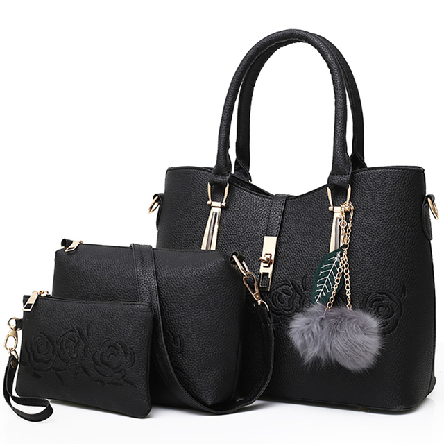Home   Sisjuly 3pcs Leather Bags Handbags Women Famous Brand Shoulder Bag  Female Casual Tote Women Messenger Bag Set Bolsas Feminina. Previous. Next c43110d09f