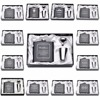 1 Set Personalized Engraved 6oz Hip Flask Stainless Steel With White Black Box Birthday Valentine S