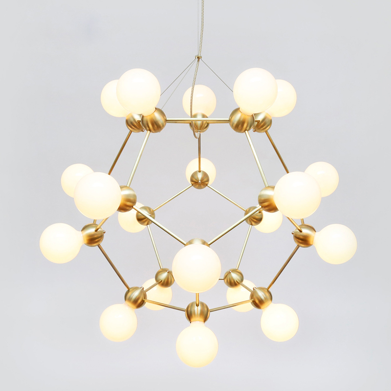 Can You Visit Industrial Light And Magic: Nordic Modern Magic Beans DNA Lustres Pendant Light