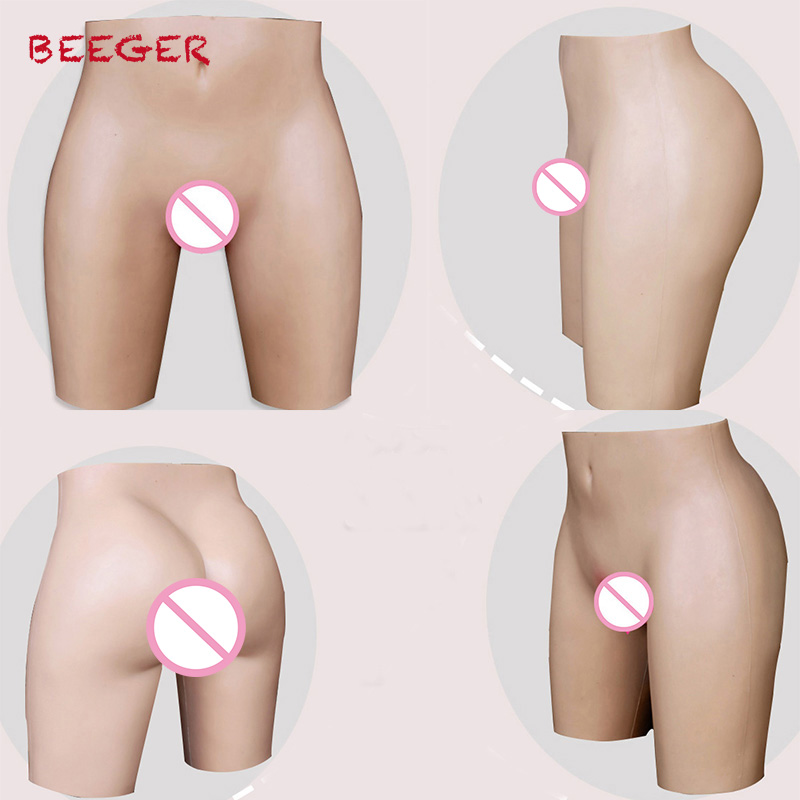 Transformation girdle Cross dressing pant Top quality silicone vagina crossdresser artificial vagina real pussy anus