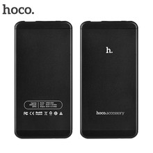 2017 HOCO Mobile Power Bank Quick Charge 6000mAh Portable External Battery Pack Available Suitable For Iphone 6