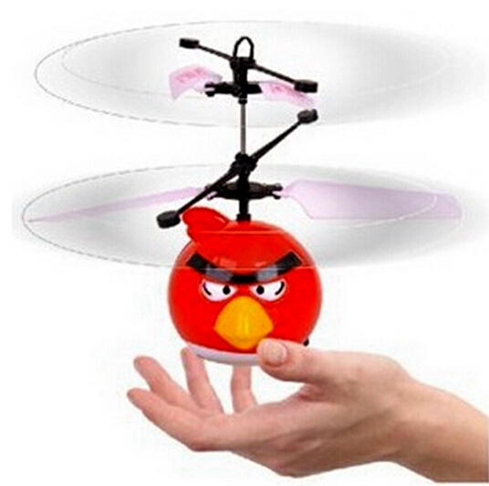 Funny Lowest Price Best Service Remote Control RC Quadcopter Drone Birds Toy Flying Saucer Induction Mini