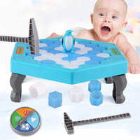 Penguin Trap Interactive Funny Indoor Board Game Ice Breaking Save The Penguin Parent Child Table Entertainment