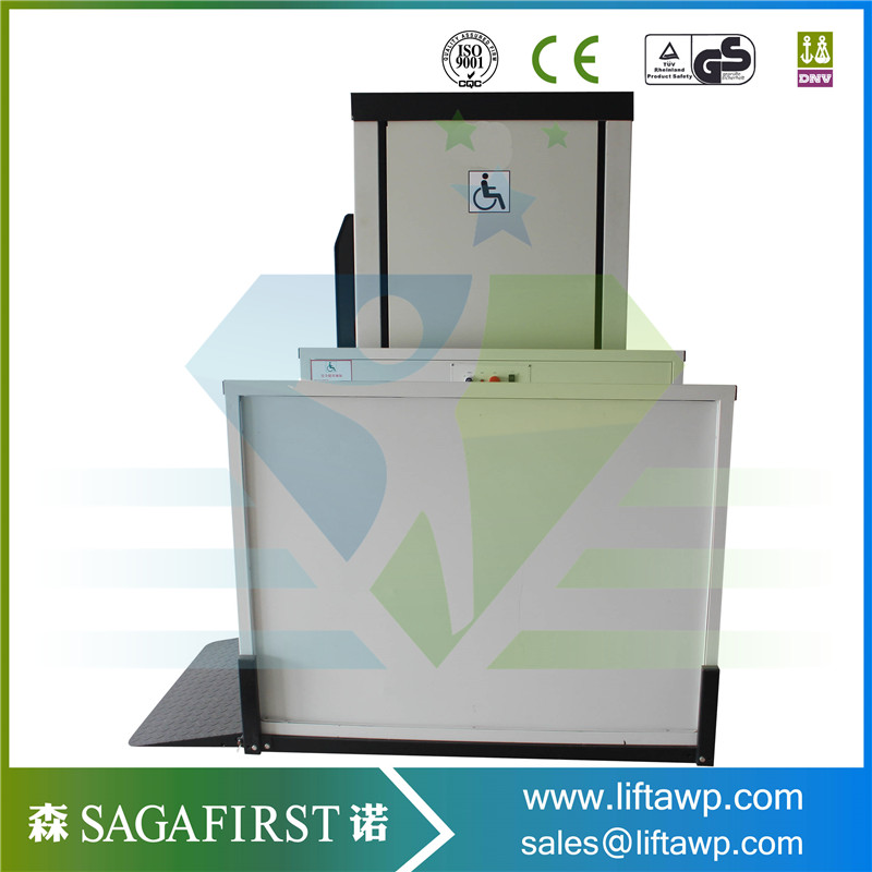 Hydraulic Residential Electric Disable Wheelchair The Aged Lift