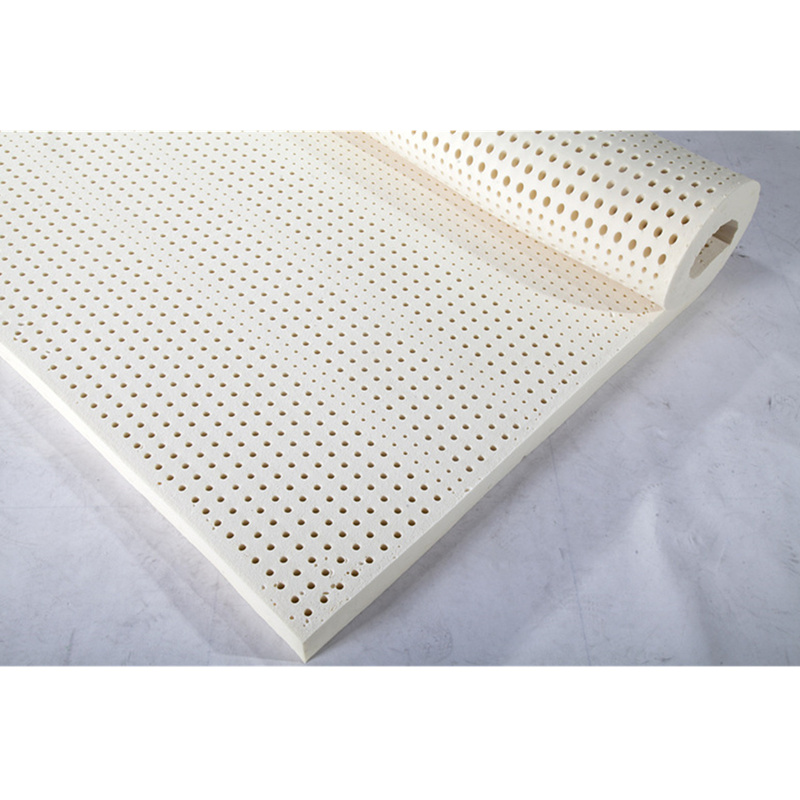 Seven Zone Mold Flat Ventilated 100% Natural Latex Madrass With Inner - Möbel - Foto 3